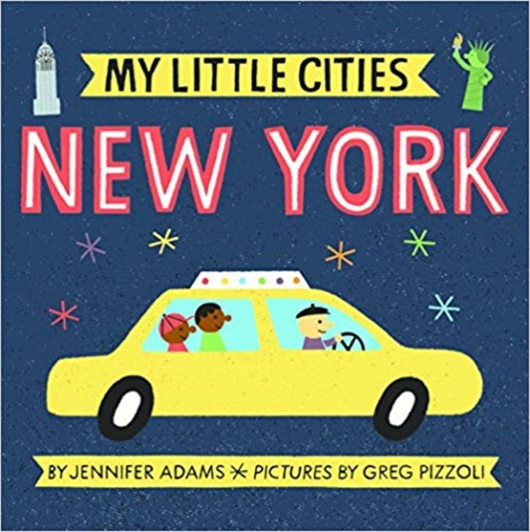 My Little Cities book