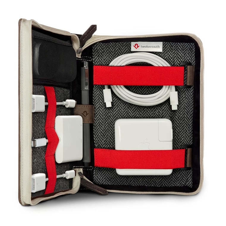 Travel tote for chargers