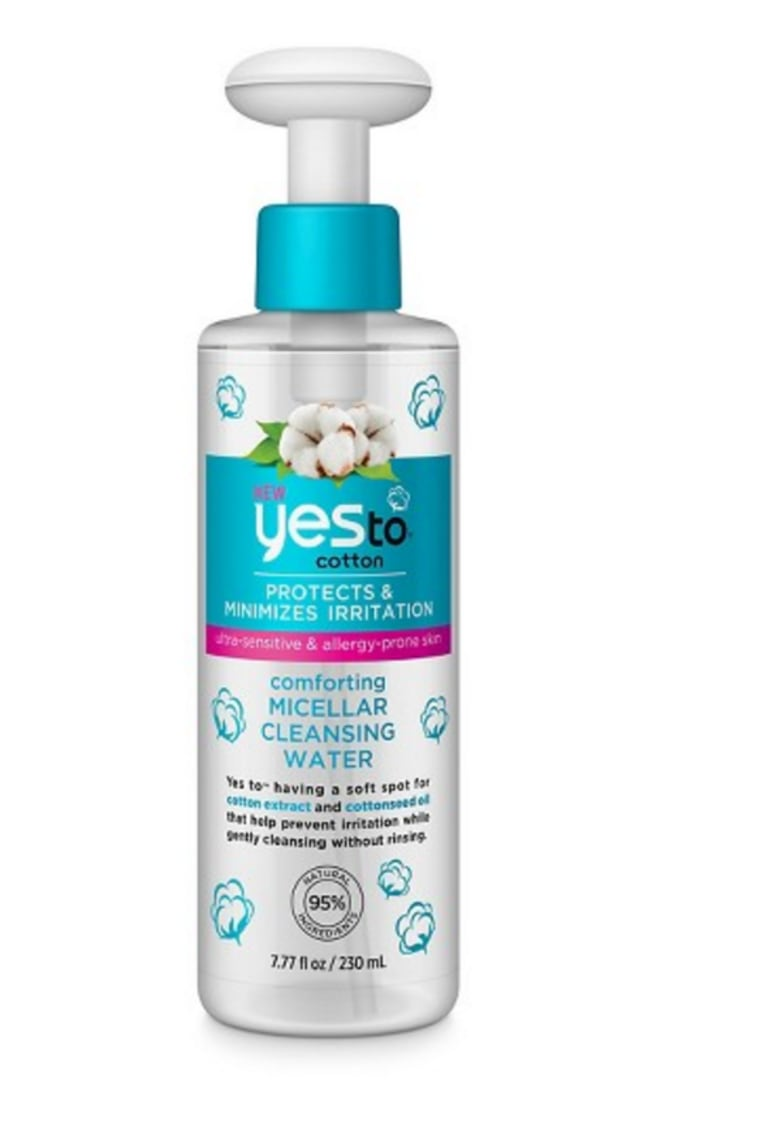 Yes to Cotton Micellar Cleansing Water photo