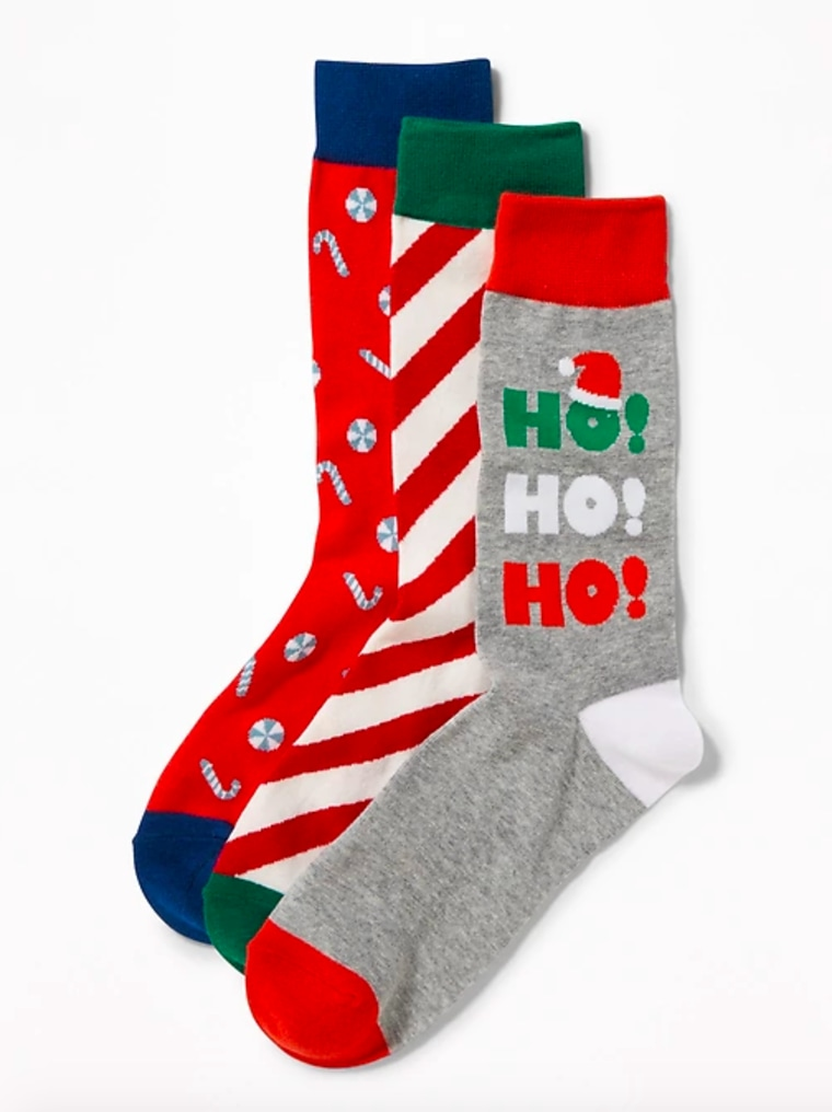 Old Navy novelty socks for men