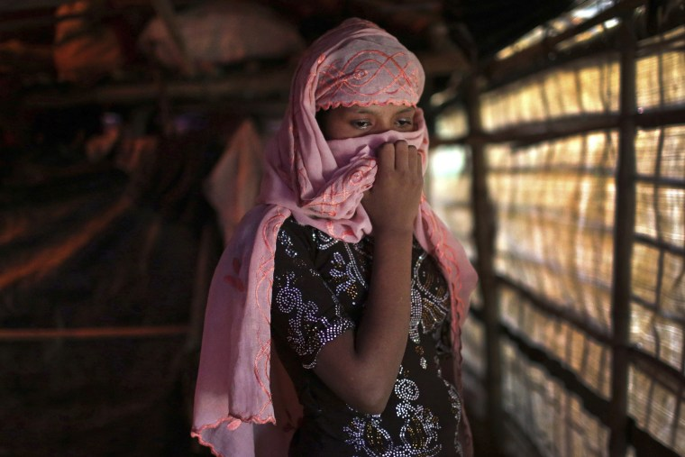 21 Rohingya women detail systemic, brutal rapes by Myanmar armed forces