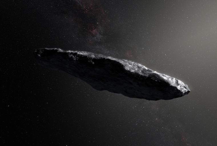 Image: Oumuamua