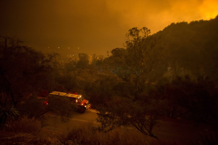 Image: Thomas Fire