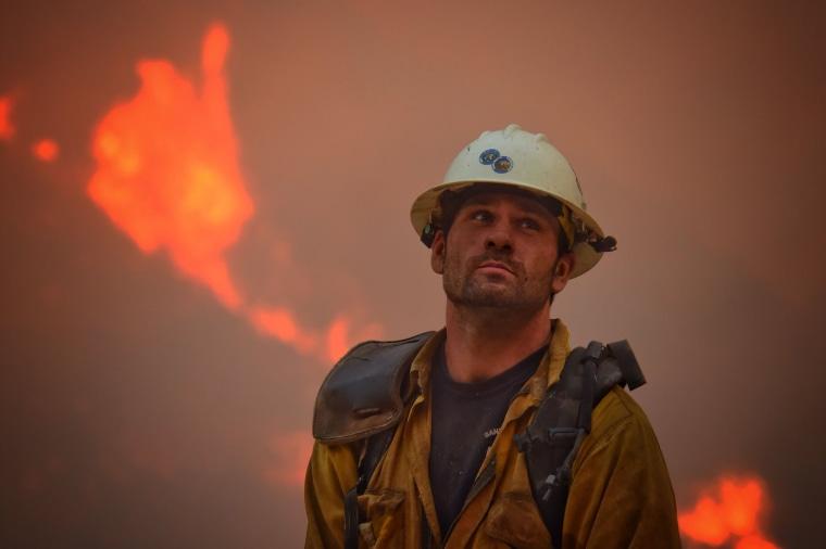Image: Thomas Fire