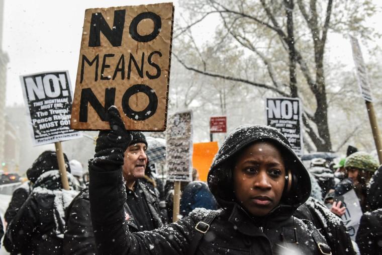 Image: #MeToo Rally