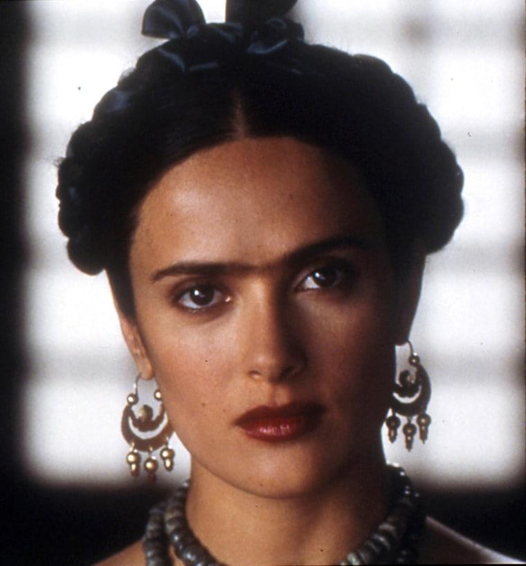 Image: Actress Salma Hayek