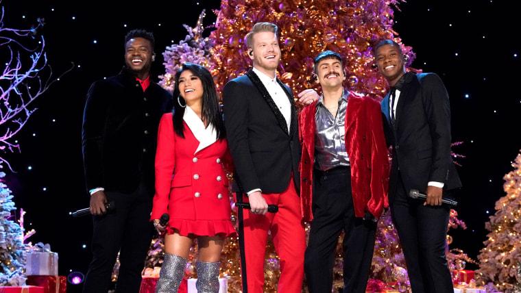 Image: A Pentatonix Christmas.