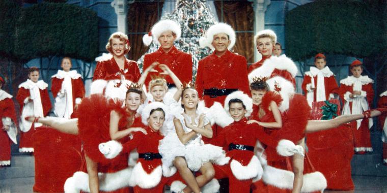 Image: White Christmas.