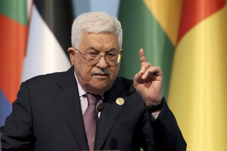 Image: Mahmoud Abbas