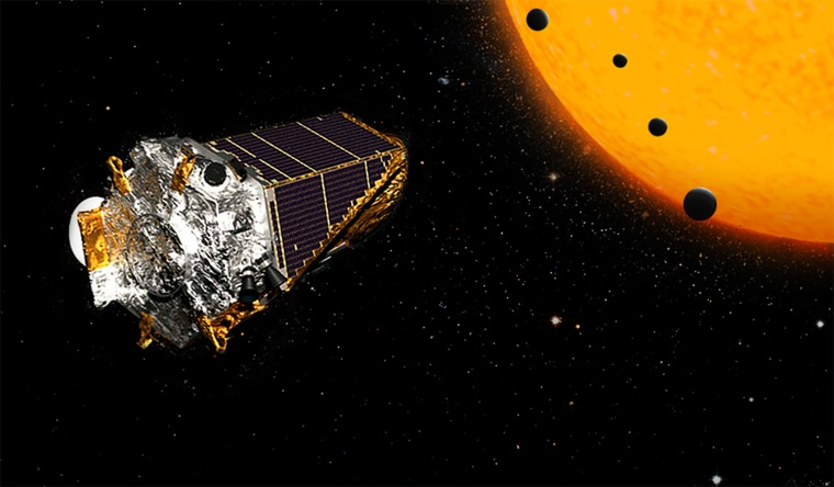NASA's Kepler Space Telescope has gazed at more than 150,000 stars and continues to transmit back data that leads to important discoveries of celestial objects in our galaxy, including first-time observations of planets outside our solar system.