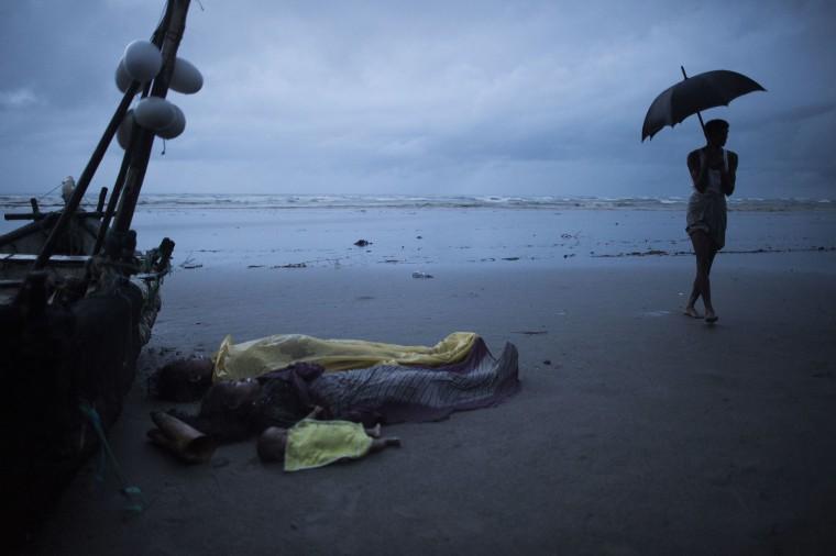Image: Rohingya Muslim Refugees