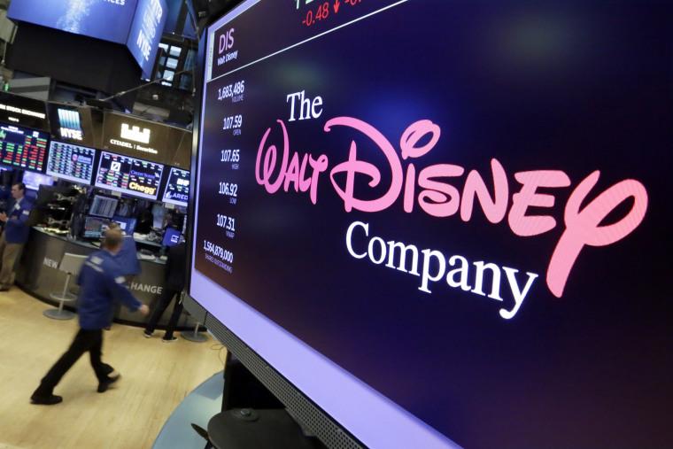 Image: The Walt Disney Company