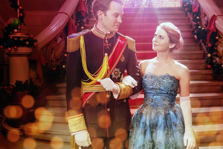Image: A Christmas Prince Movie Still
