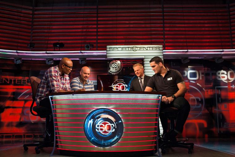 Image:  ESPN Sportscenter