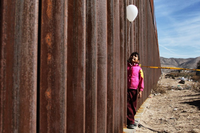 Image: ***BESTPIX*** MEXICO-US-BORDER-MIGRANTS-RIGHTS
