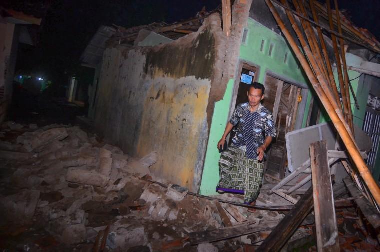 Image: Earthquake in Tasikmalaya