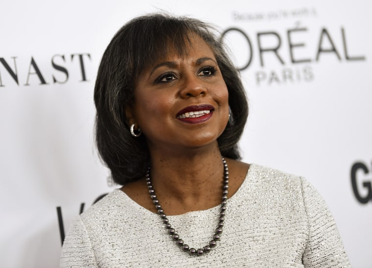 Image: Anita Hill attends the 2017 Glamour Women of the Year Awards at Kings Theatre on Nov. 13, 2017, in New York.