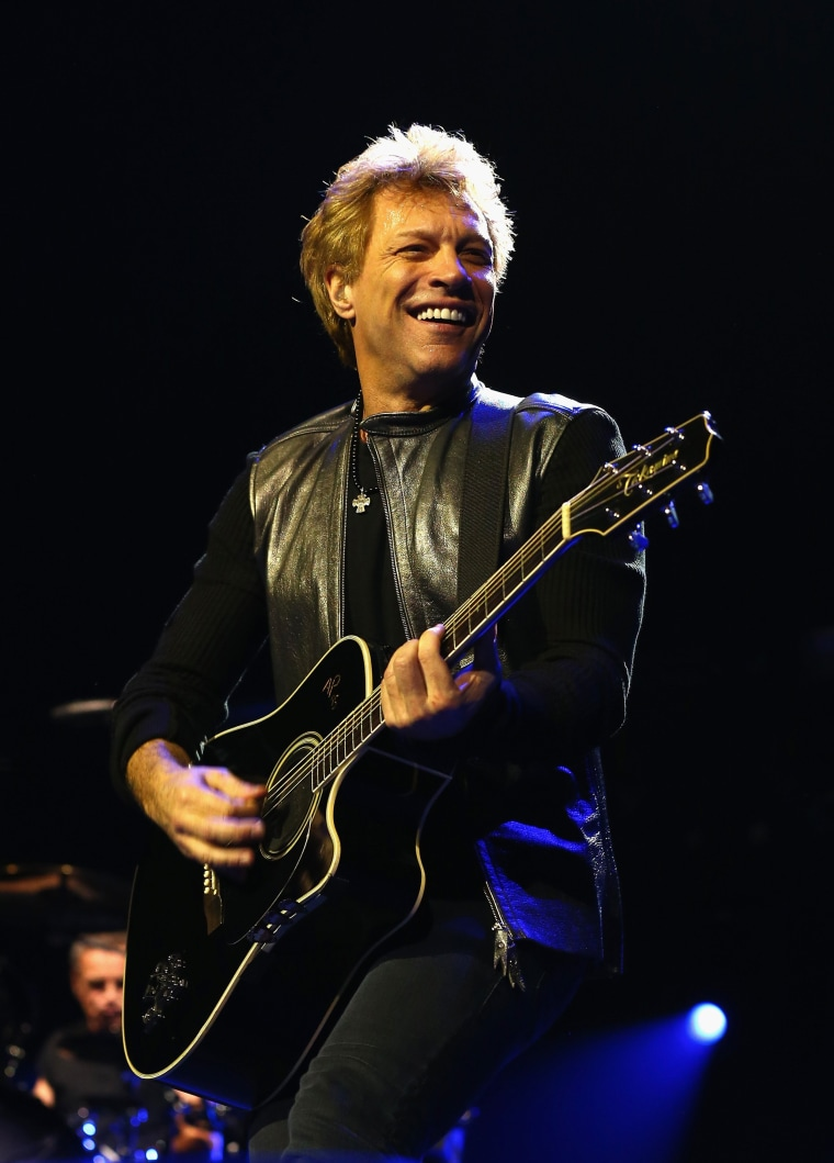 Image: Bon Jovi Tour -  Perth