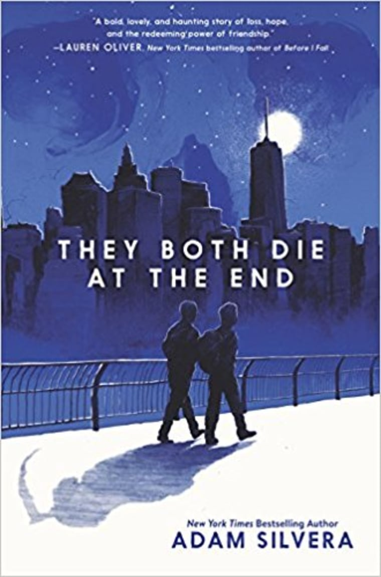 They All Die In the End Book cover