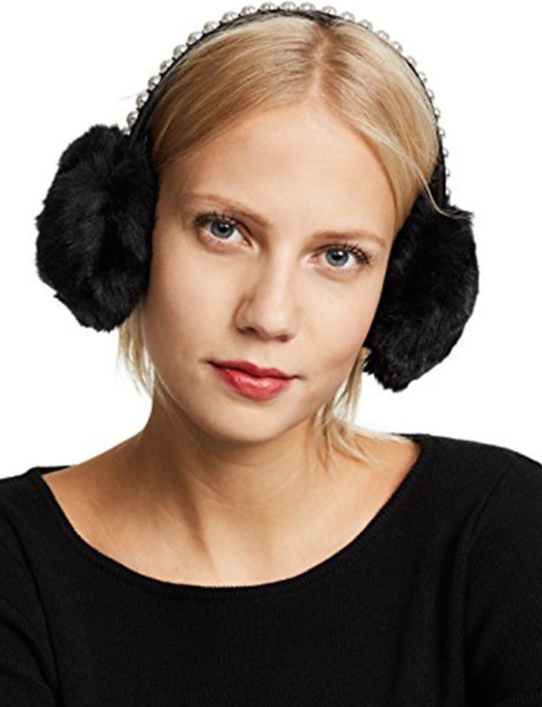 Pearl earmuffs
