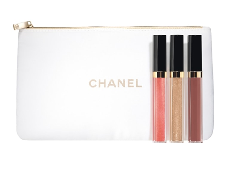 Chanel lip gloss