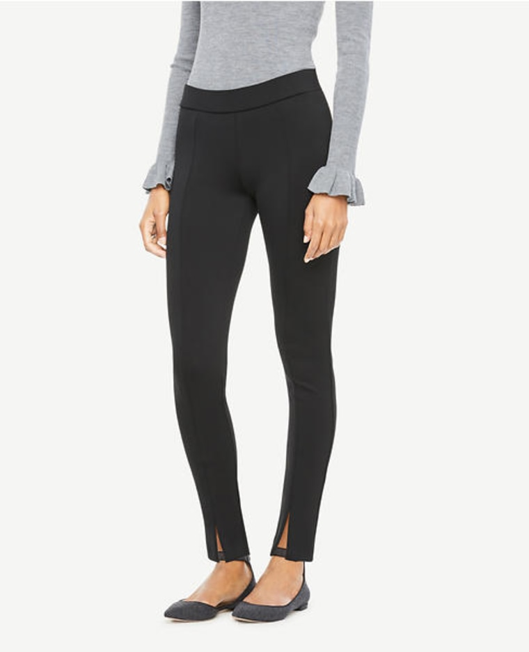 Ann Taylor Leggings in navy