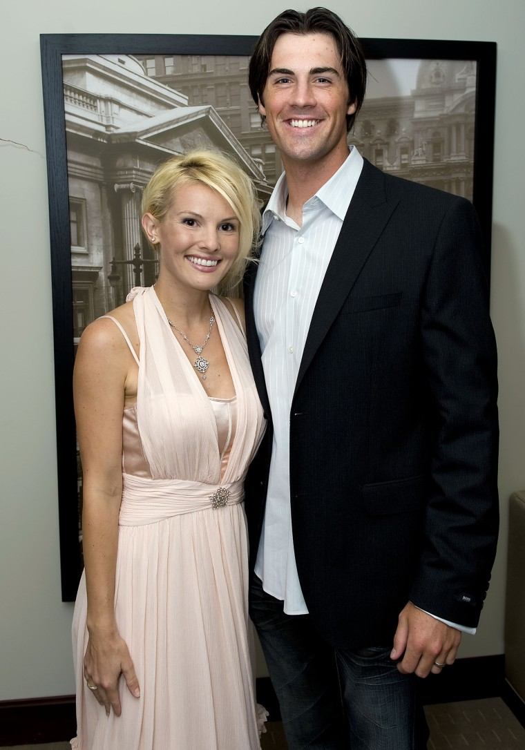 Cole Hamels Celebrates The New Issue Of Philadelphia Style Magazine