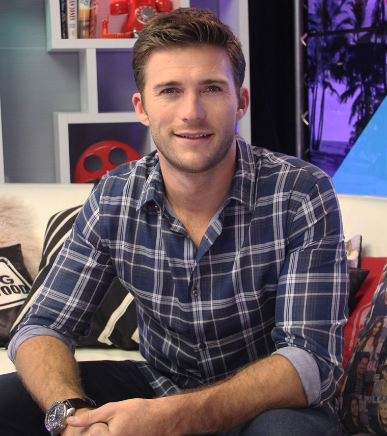 Scott Eastwood Reveals How He Starts The Day