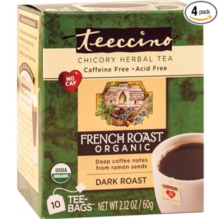 Teeccino chicory tea