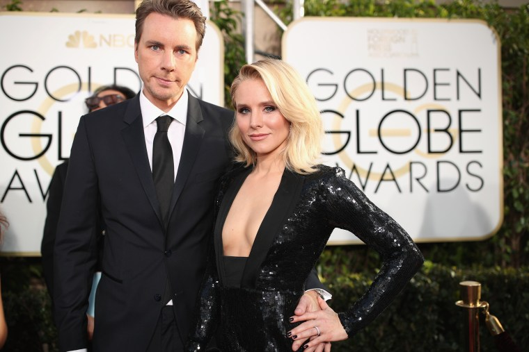 """Image: NBC's """"74th Annual Golden Globe Awards"""" - Red Carpet Arrivals"""