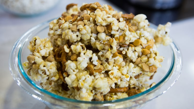 Zane Holmquist's Scotcharoo Caramel Corn