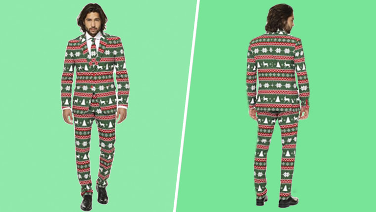 Opposuits Christmas Outfit