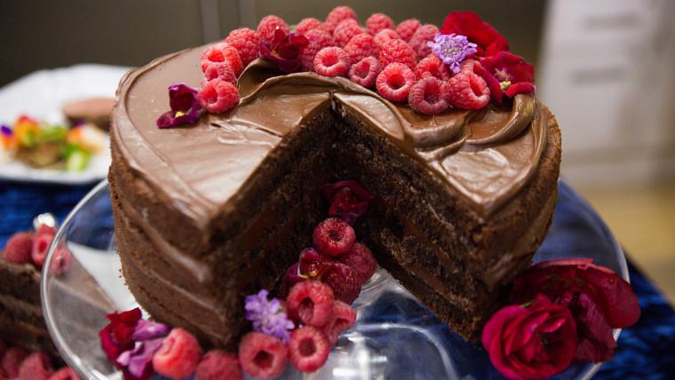 Craig Strong's Chocolate Cake