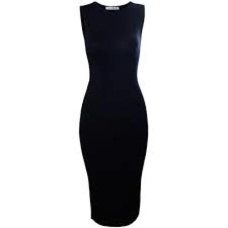 Amazon midi dress