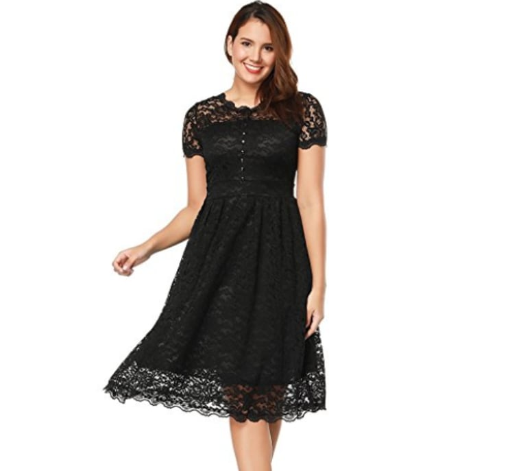 lACE COCKTAILDRESS