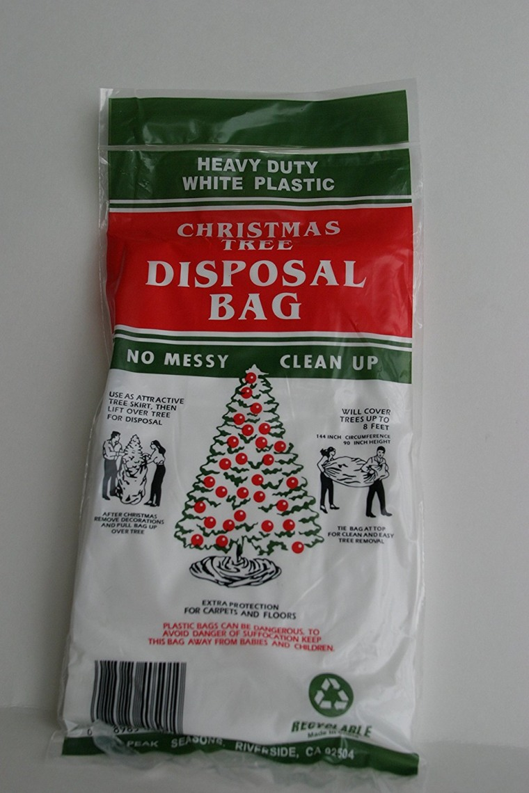 Christmas Tree Removal Bag