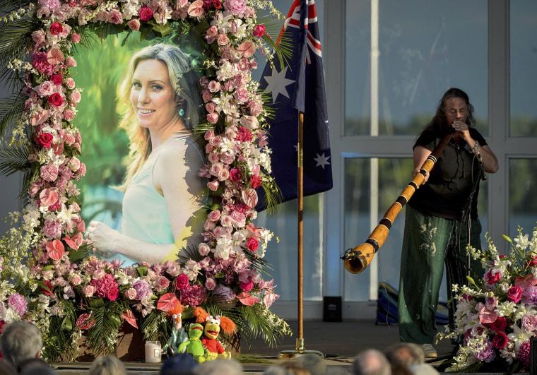 Image: Justine Damond Memorial