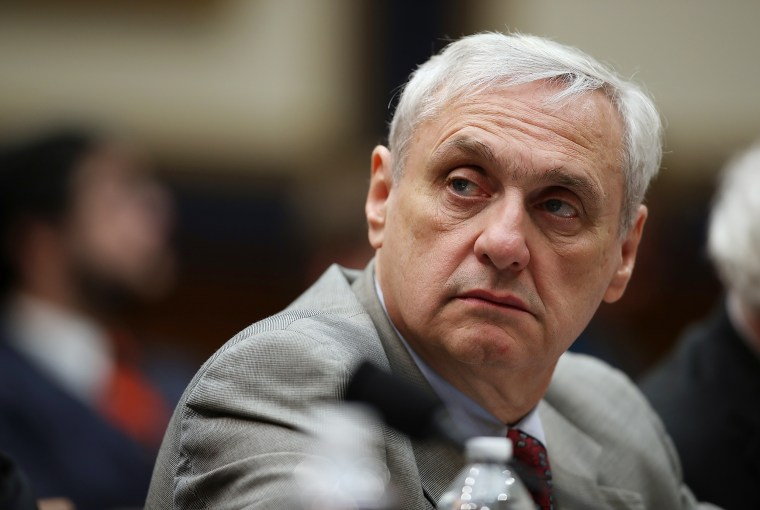 Image: Ninth Circuit Appeals Court Judge Alex Kozinski