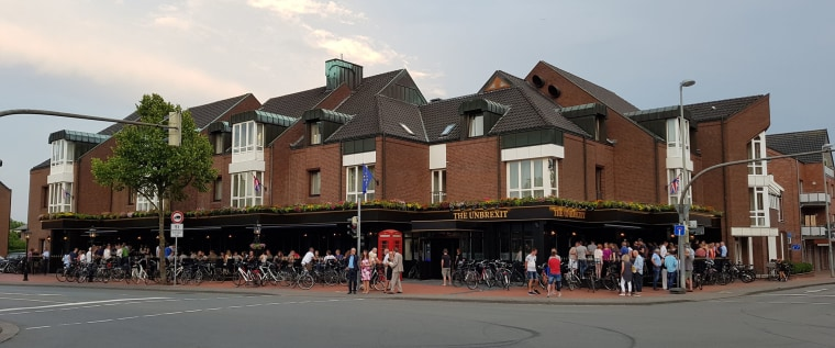 Image: The Unbrexit pub in Germany