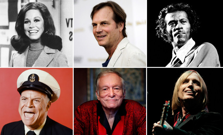 Recent Celebrity Deaths - Tributes.com