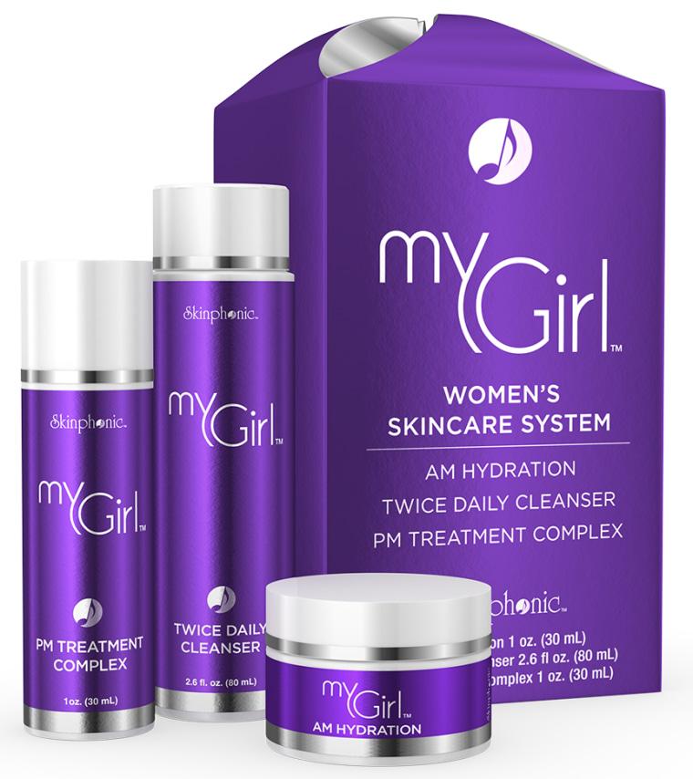 Image: My Girl Women's Skincare system