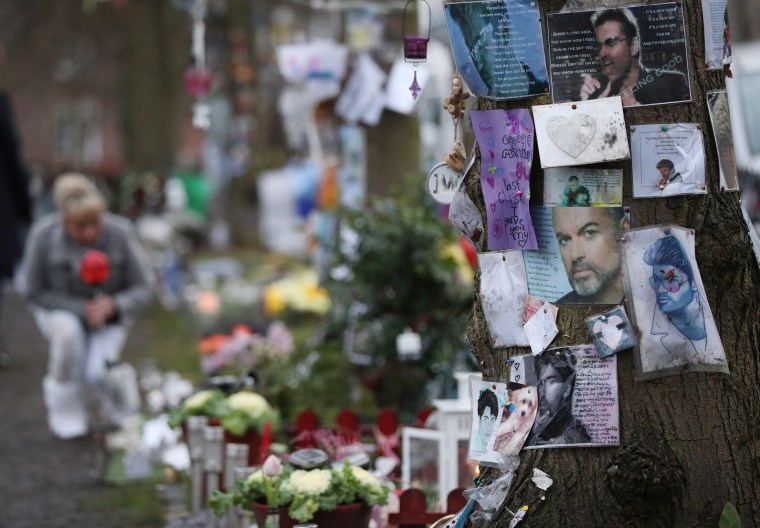 George Michael death anniversary