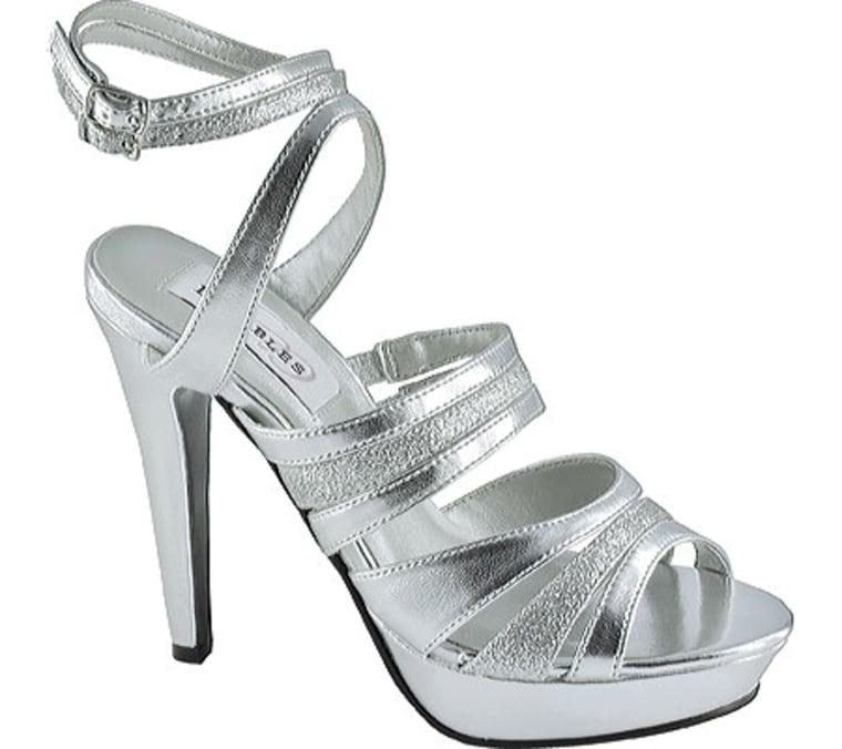 Dyables Anya Heel in Silver