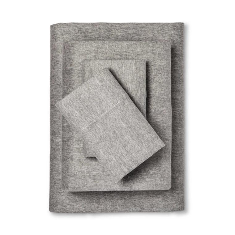 Wondershop Flannel Sheet Set