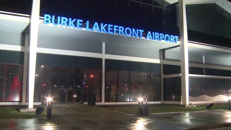 IMAGE: Burke Lakefront Airport