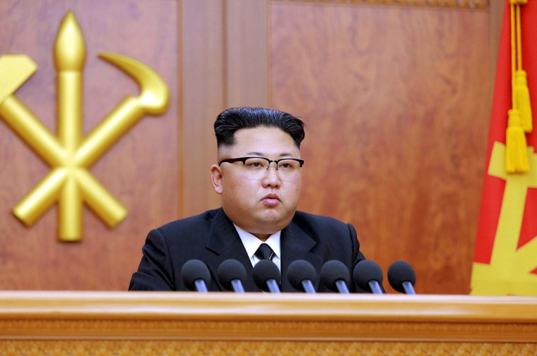 North Korea's Leader Hints at Long-Range Missile Test Launch