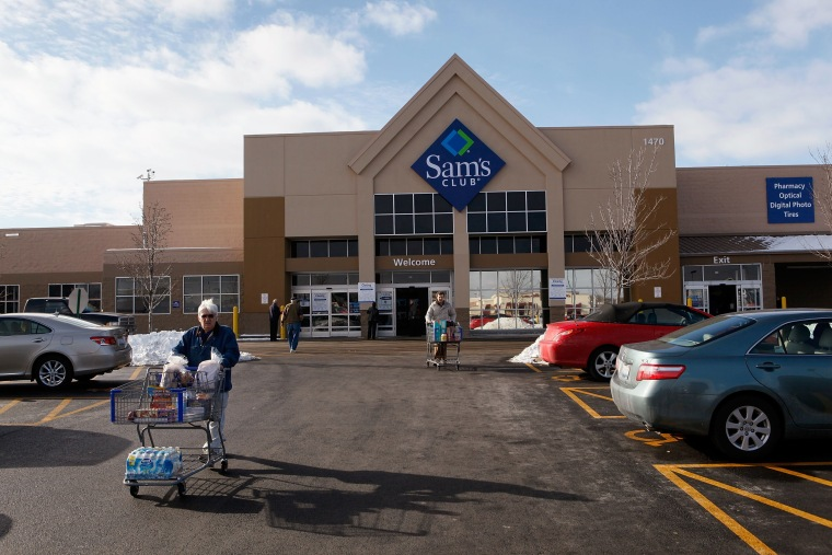 Image: Sam's Clubs To Cut 10 Percent Of Workforce