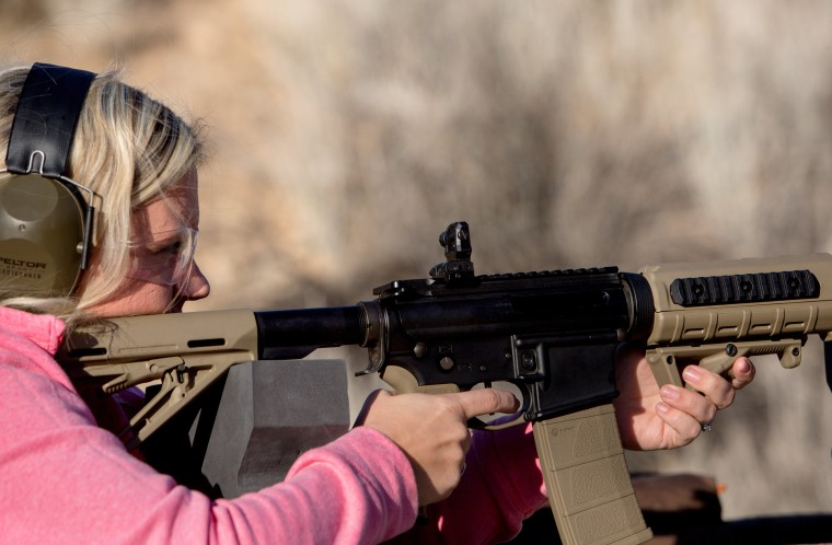 America's rifle: Why so many people love the AR-15