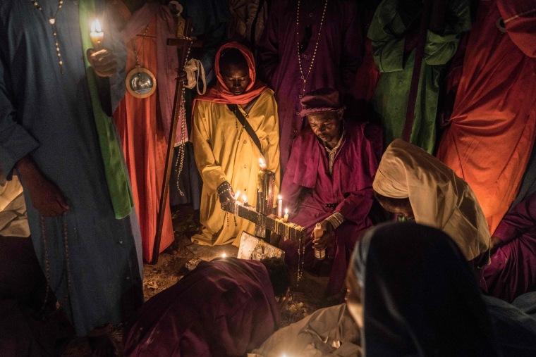 Image: KENYA-RELIGION-CHRISTMAS
