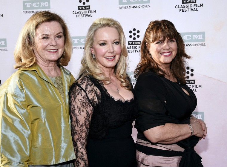 Image: Heather Menzies-Urich, Kym Karath and Debbie Turner